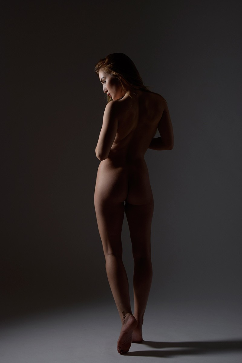 Sensual nude images